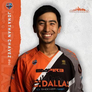 ac Dallas - Jonathan Chavez #04