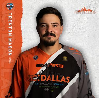 ac Dallas - Trenton Mason #34