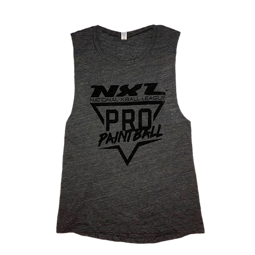 NXL Pro Paintball Tank Top - Women's (Dark Gray)