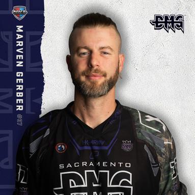 Sacramento DMG - Marven Gerber #37