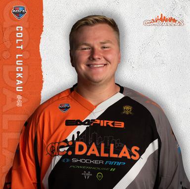 ac Dallas - Colt Luckau #45