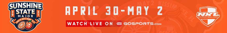 2021 NXL Sunshine State Major LIVE on Go