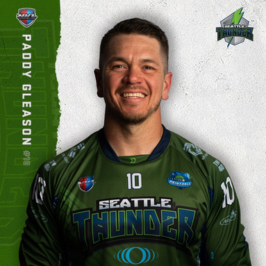 Seattle Thunder - Paddy Gleason #10