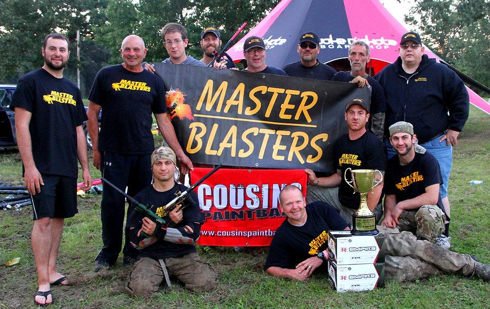Master Blasters 4