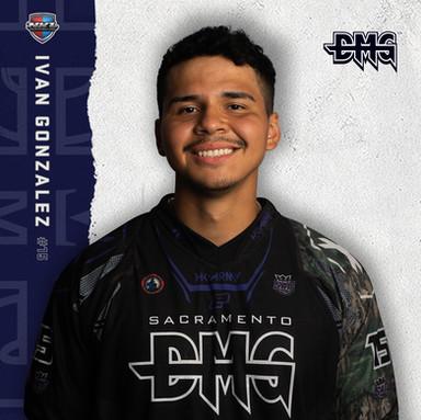 Sacramento DMG - Ivan Gonzalez #15