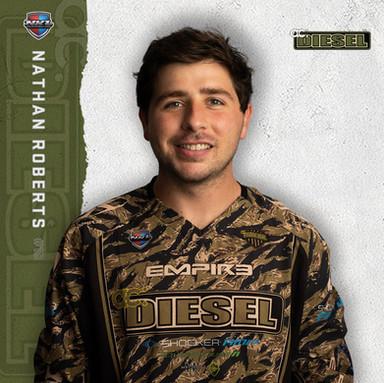ac Diesel - Nathan Roberts #19