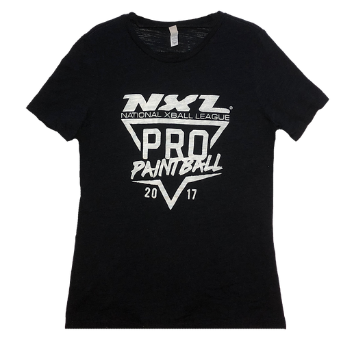 NXL Pro Paintball Tee - Women's (Black)