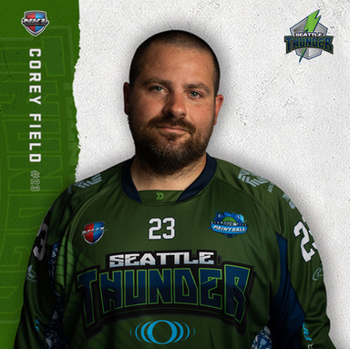 Seattle Thunder - Corey Field #23