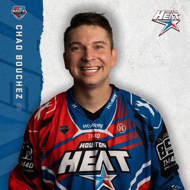 Houston Heat - Chad Bouchez #2
