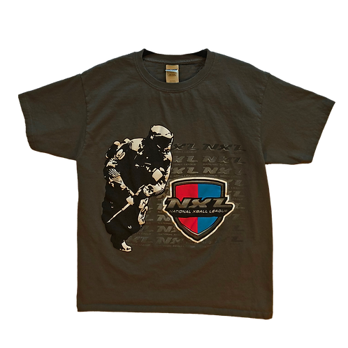 NXL Player Tee - Men's (Gray)