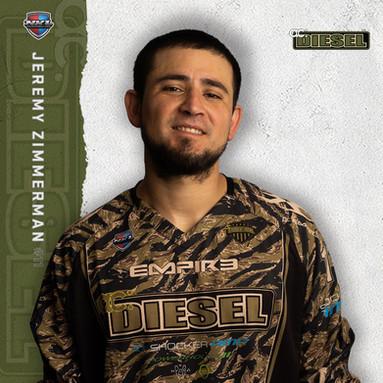 ac Diesel - Jeremy Zimmerman #11