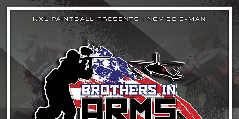 Brothers In Arms Paintball 3vs3 (Enterprise, AL)