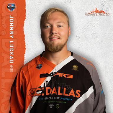 ac Dallas - Johnny Luckau #50