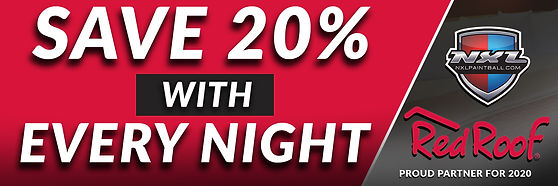 Save 20 Percent with Red Roof NXL Websit