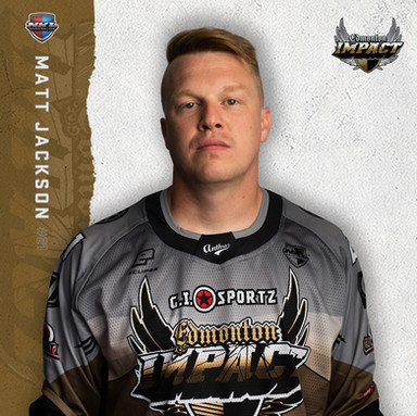 Edmonton Impact - Matt Jackson #21