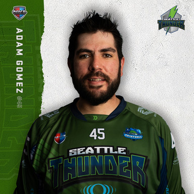Seattle Thunder - Adam Gomez #45