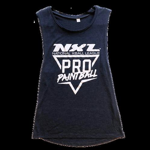 NXL Pro Paintball Tank Top - Women's (Dark Blue)
