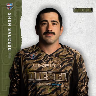ac Diesel - Shon Saucedo #99
