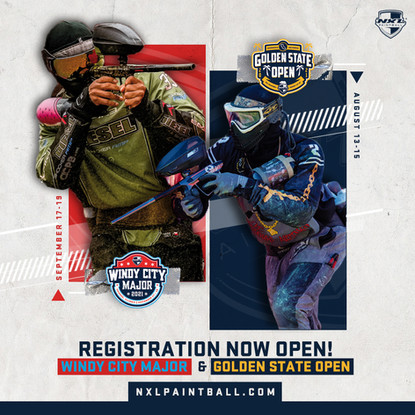Registration Now Open for Golden State Open & Windy City Major!