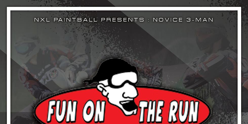 Fun On The Run Paintball 3vs3 (Fort Worth, TX)