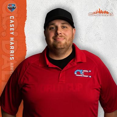 ac Dallas - Casey Harris (Assistant Coach)