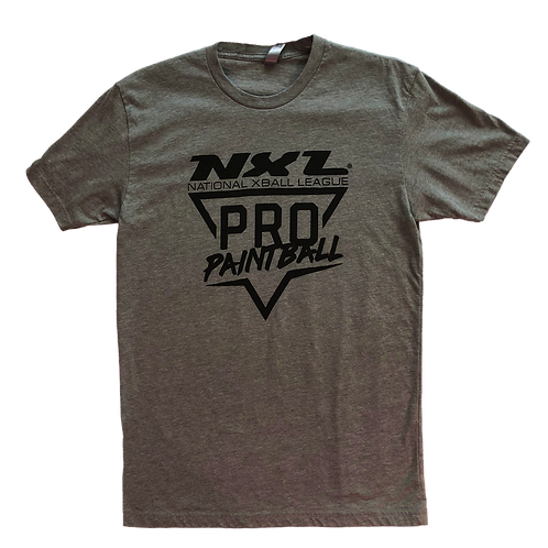 NXL Pro Paintball Tee - Men's (Gray)