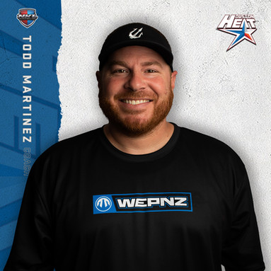 Houston Heat - Todd Martinez (Head Coach)