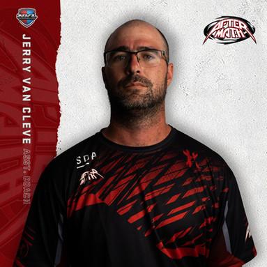 San Diego Aftermath - Jerry VanCleve (Assistant Coach)