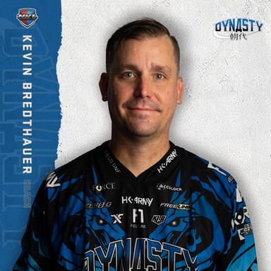 San Diego Dynasty - Kevin Bredthauer (Head Coach)