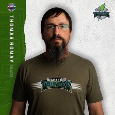 Seattle Thunder - Thomas Romay (Head Coach)