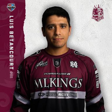 MLKings - Luis Betancourt #06