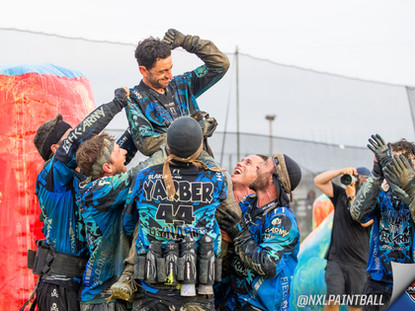 San Diego Dynasty wins 2021 NXL Windy City Major Pro Division!