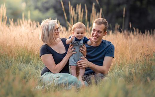 Fotograaf gezin