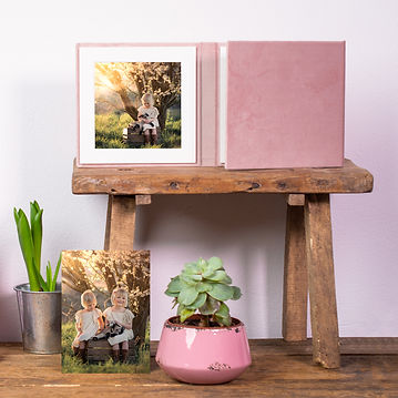 nPhoto Mini Session Mockup - Folio Box (