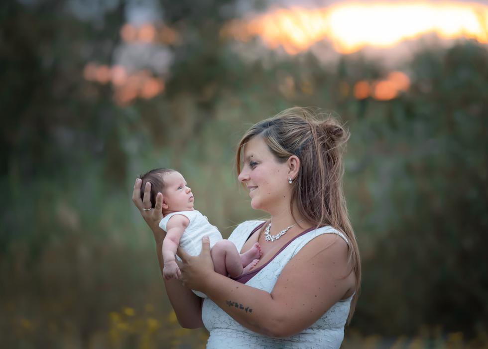 Fotograaf baby