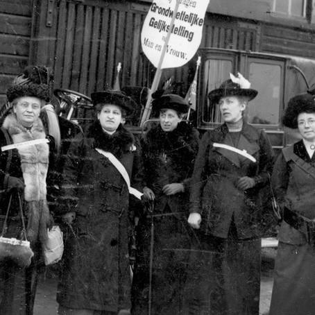 Een ode aan honderd jaar algemeen kiesrecht