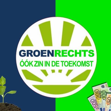 Waar blijft die groenrechtse partij?
