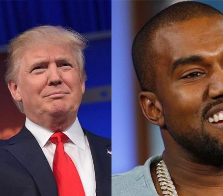 'Net binnen: Trump benoemt Kanye West als financieel adviseur?'