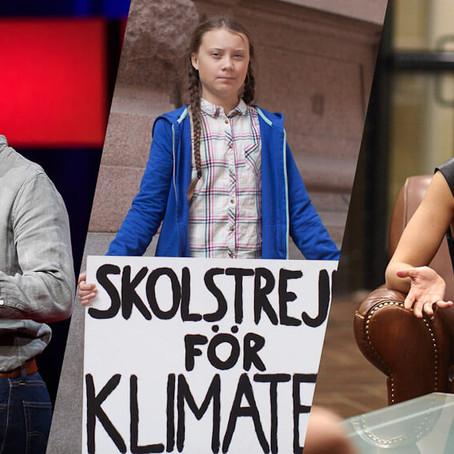 De opkomst van jonge denkers, activisten en politici