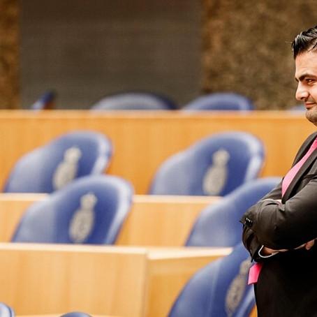 Hoe DENK links Nederland een spiegel voorhoudt