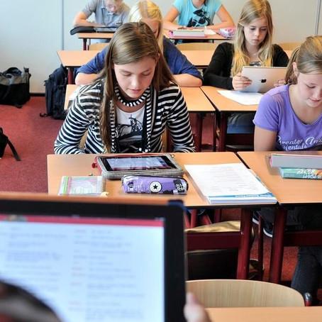 Zitzakken en iPads: onderwijsinnovaties zonder inhoud