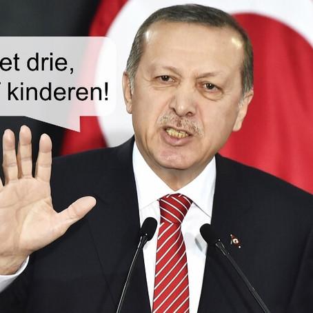De westerse blindheid voor Erdogans imperialistische bevolkingspolitiek