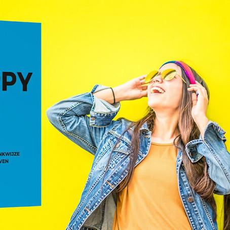 Van stressy life naar happy life