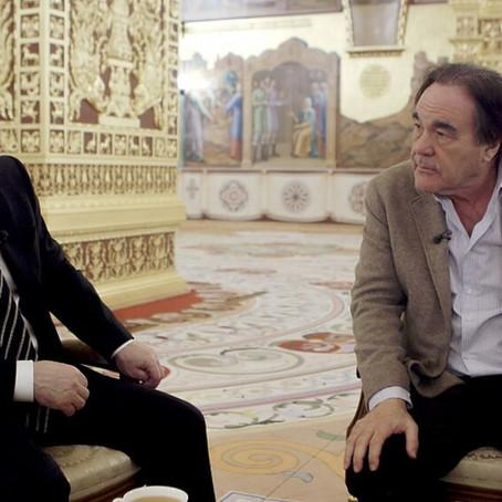 Een westerse dissident: de man die Poetin interviewde