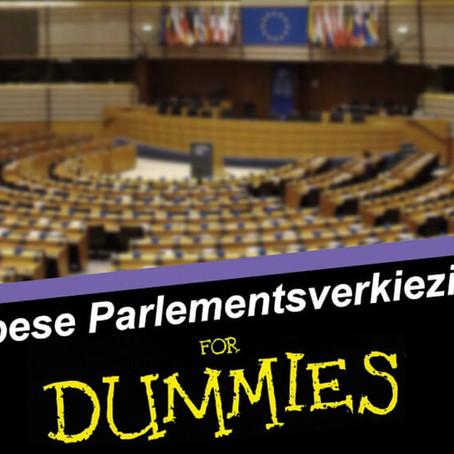 Europese Parlementsverkiezingen voor dummies