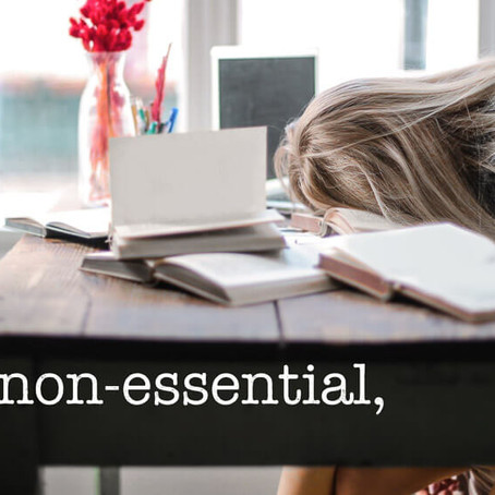 Beste non-essential