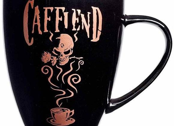 Caffiend Ceramic Mug
