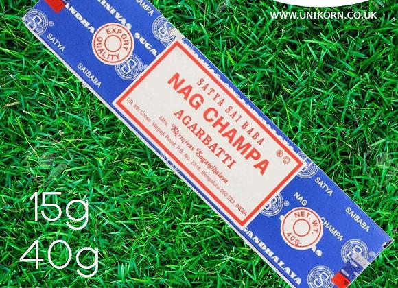Nag Champa Incense Sticks  15G/40G/100G