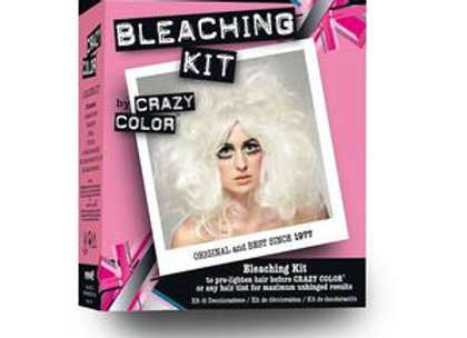 Crazy Colour Bleach Kit