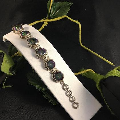 Mystic Quartz Bracelet